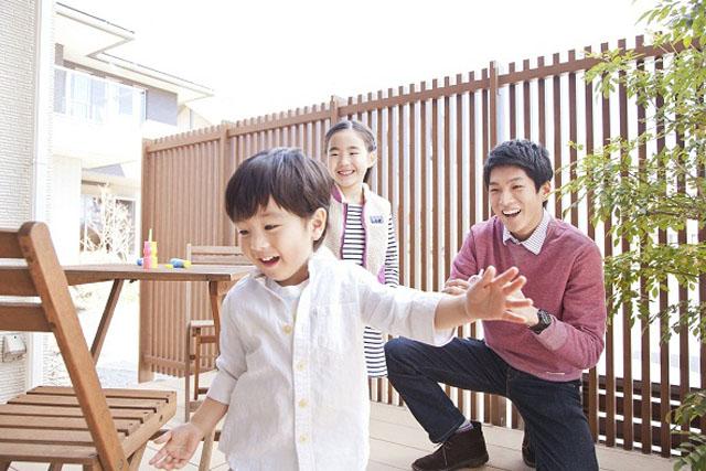 子育て上手の家のイメージ