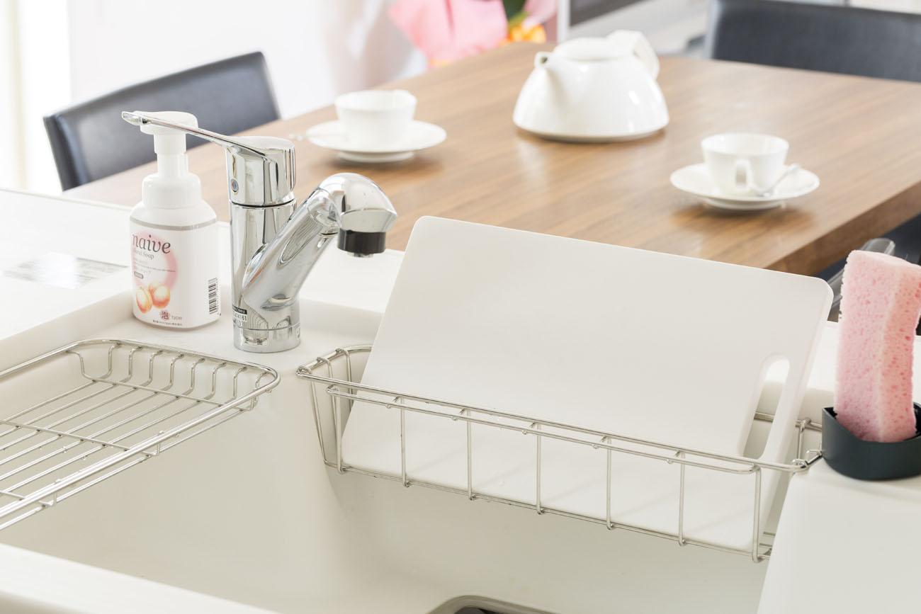 モデルハウス14のキッチンイ写真2