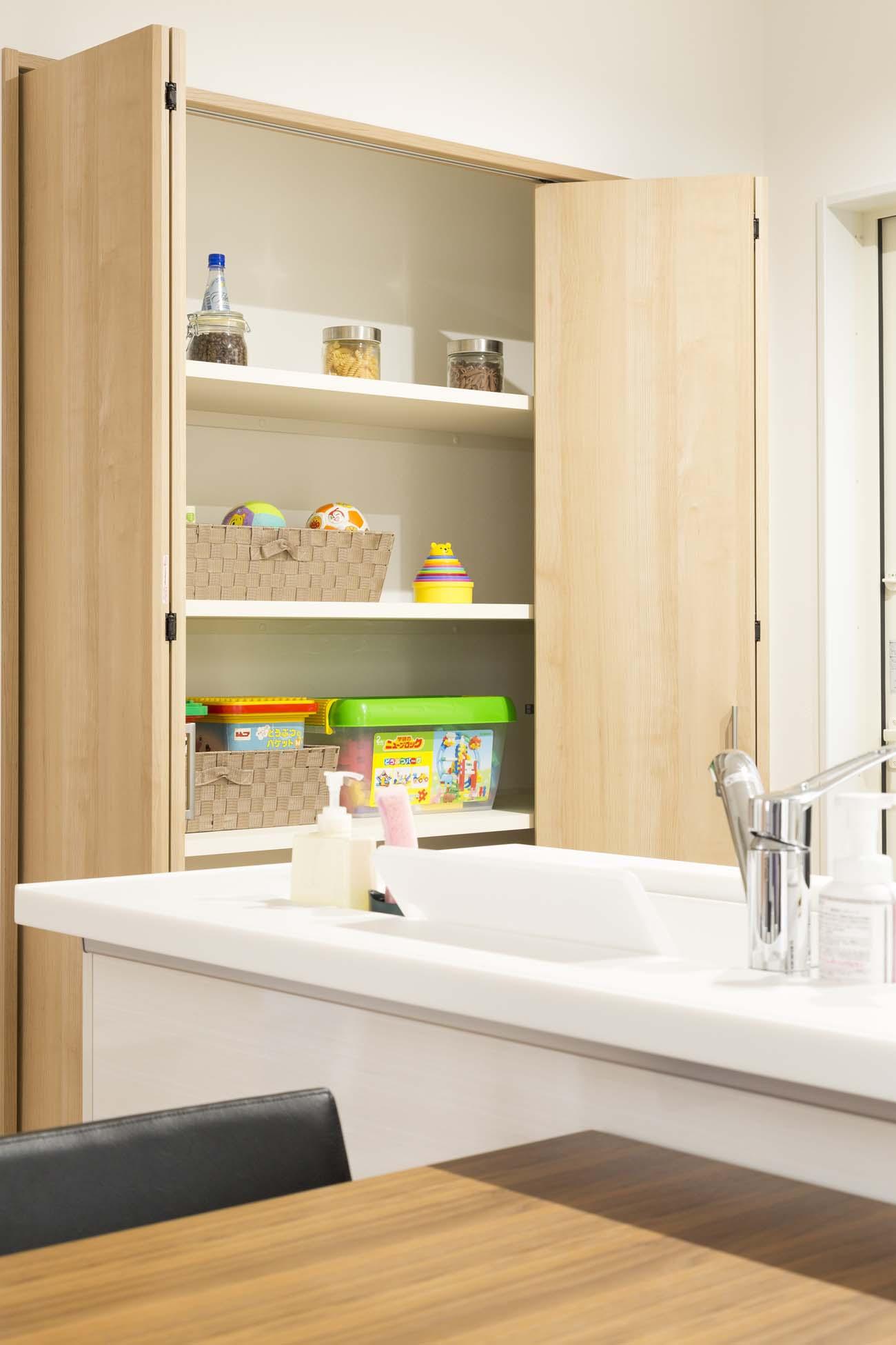 モデルハウス14のキッチン写真3